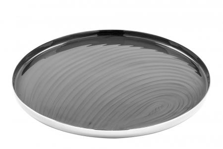 Tava DIPA, aluminiu/email/otel, 1.5x30 cm0