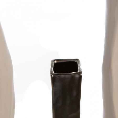 Vaza KADOMA, ceramica, 27.5x14x5.5 cm1