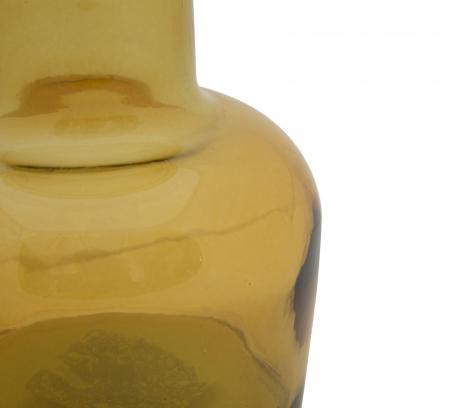 Vaza CUP, galben, 14X20 cm, Mauro Ferretti 1