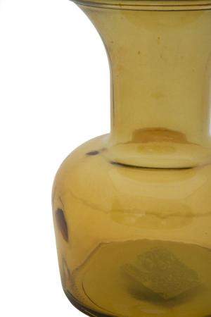 Vaza CUP, galben, 14X20 cm, Mauro Ferretti 5