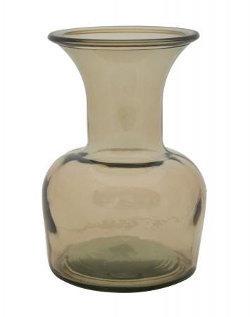 Vaza CUP, maro, 14X20 cm, Mauro Ferretti 0