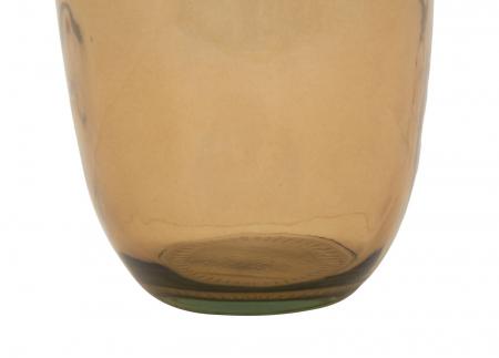 Vaza FAT, galben, 13X31 cm, Mauro Ferretti5