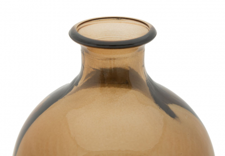 Vaza FAT, galben, 13X31 cm, Mauro Ferretti1