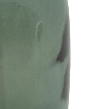 Vaza FAT, verde, 19X45 cm, Mauro Ferretti 4