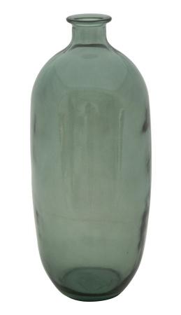 Vaza FAT, verde, 19X45 cm, Mauro Ferretti 0