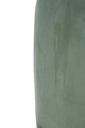 Vaza FAT, verde, 19X45 cm, Mauro Ferretti 1