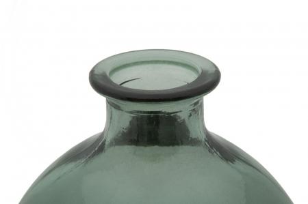 Vaza FAT, verde, 19X45 cm, Mauro Ferretti 2