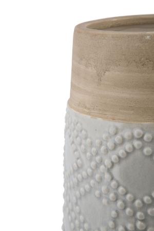Vaza GLACE (cm) Ø 18,5X46,51