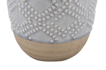 Vaza GLACE (cm) Ø 18,5X46,54