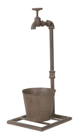 Vaza INDUSTRY, 19X15X48 cm, Mauro Ferretti5