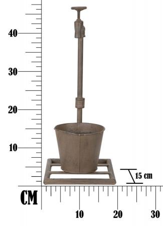 Vaza INDUSTRY, 19X15X48 cm, Mauro Ferretti8