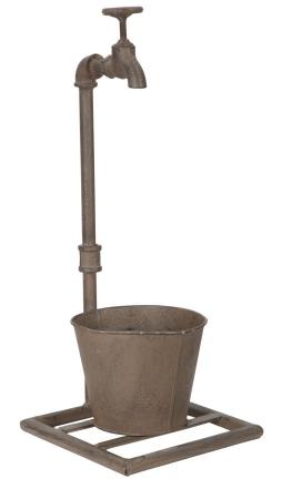 Vaza INDUSTRY, 19X15X48 cm, Mauro Ferretti2