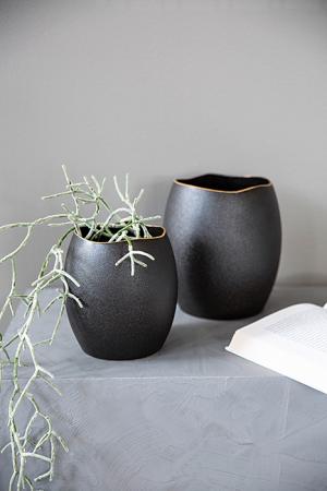 Vaza KALEA, ceramica, 13.5 x 15 cm0