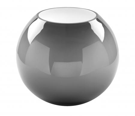 Vaza MOON, sticla, 25X21 cm0