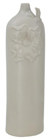 Vaza portelan  FLEUR (cm) 15X13X47,51