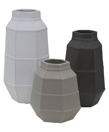 Vaza portelan  LUMIERE (cm) 16X10X19 4