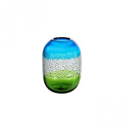 Vaza SIERRA, sticla, 21x15 cm [1]