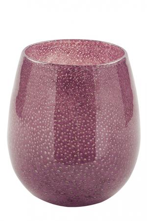 Vaza SILVA, sticla, 17.5x16 cm0