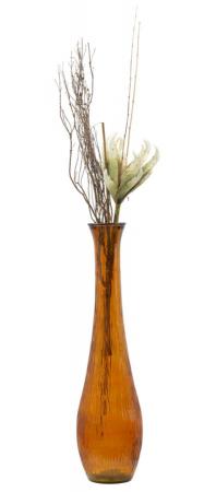 Vaza SLIM, portocaliu, 25X99 cm, Mauro Ferretti 3