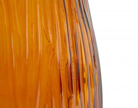 Vaza SLIM, portocaliu, 25X99 cm, Mauro Ferretti 2