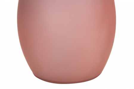 Vaza TROY, roz, 21X40 cm, Mauro Ferretti 5