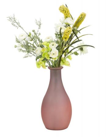 Vaza TROY, roz, 21X40 cm, Mauro Ferretti 3