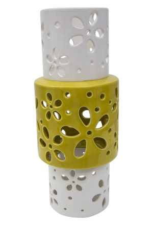 Vaza YELLOW RING Ø (cm) 14X34 1