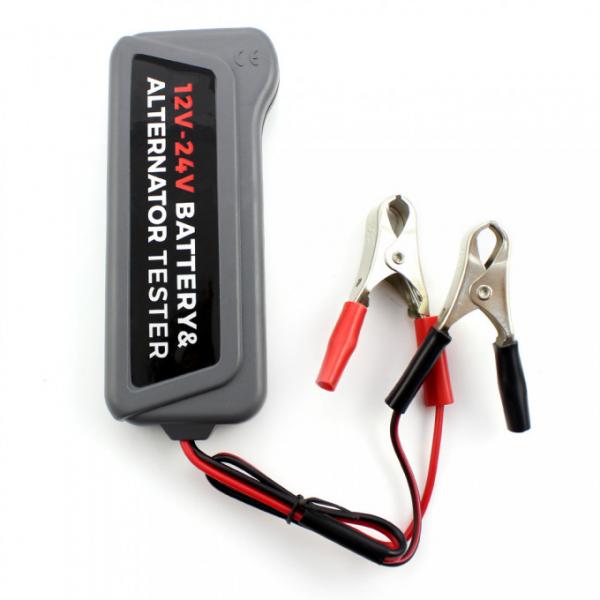 Tester de Alternator si Baterie Auto 12 V / 24 V 2