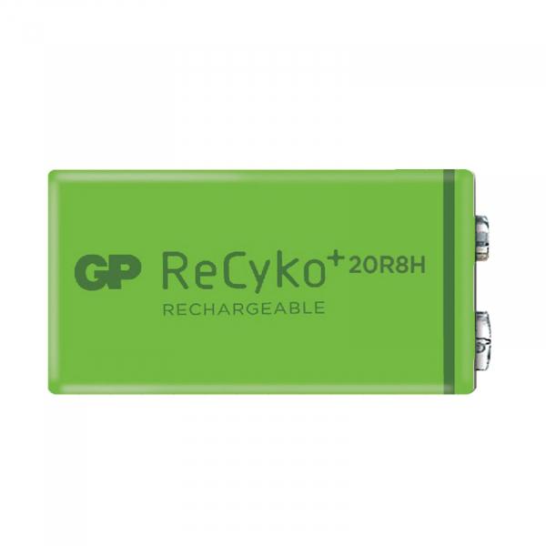 Acumulator GP NiMH 8.4V Recyko+ 200mAh 1buc/blister [0]