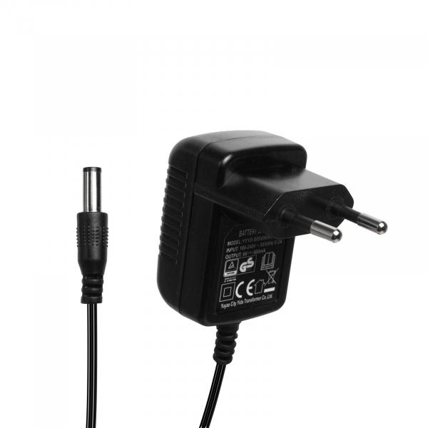 Adaptor de de retea de uz general – 230 V 50 Hz / 6V CC (500 mA) 0