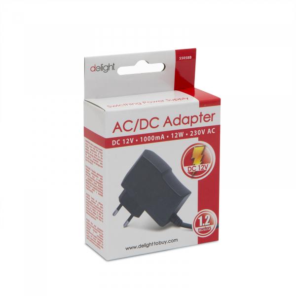 Adaptor de retea 12V/1000 mA [2]