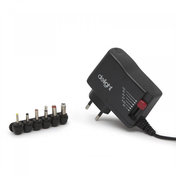 Adaptor de retea universal - 1500 mA 0