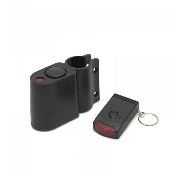 Alarmă biciclete cu telecomandă şi sirenă 110 dB [0]