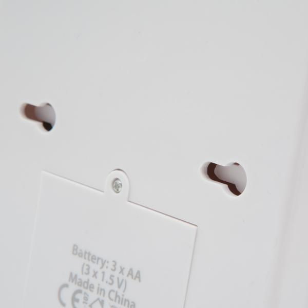 Alarma cu senzor de miscare cu protectie cu cod PIN 1