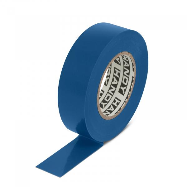 Banda izolatoare- 19 mm x 20 m - Albastru 0
