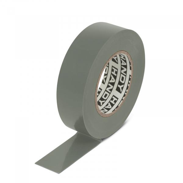 Banda izolatoare 19 mm x 20 m - Argint 0