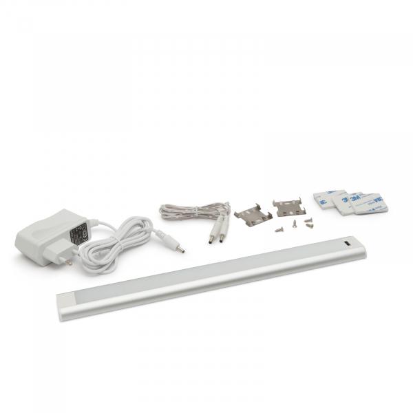 Bareta lumina LED cu senzor de miscare pentru mobilier [2]