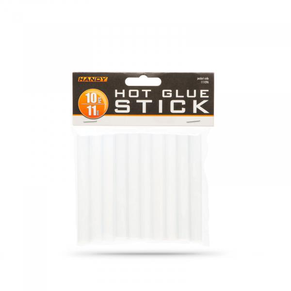 Baton silicon termoadeziv - 11 mm - transparent 1