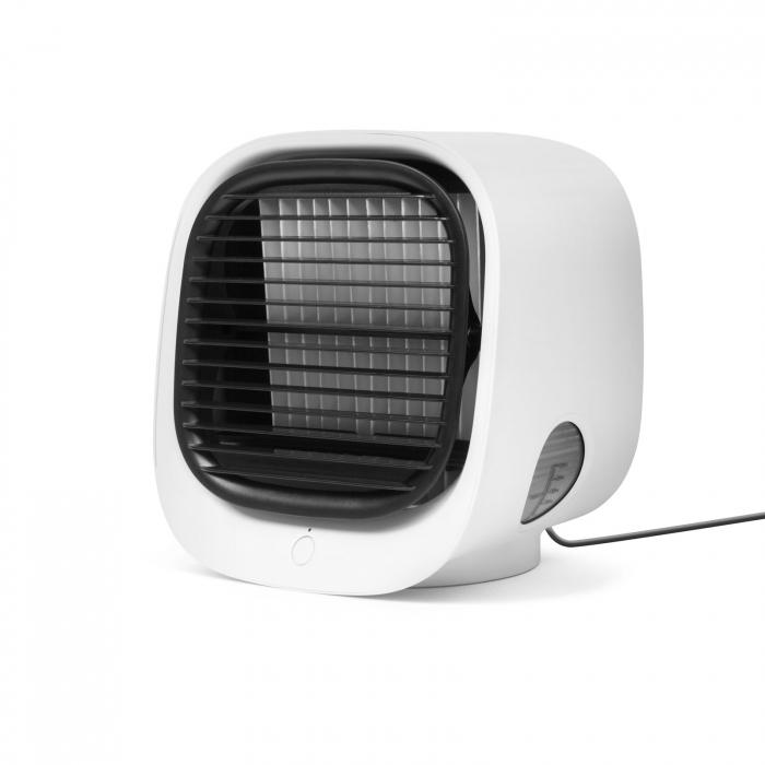Ventilator portabil racire cu apa aer in camera [0]