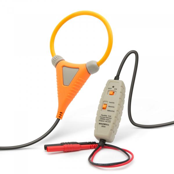 Buclă pentru măsurarea stil clampmetru, 3000A 0