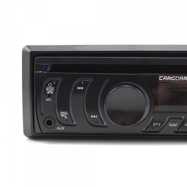 CD MP3 player auto cu BLUETOOTH, butoane in 7 culori diferite, FM, USB card SD, AUX IN 3