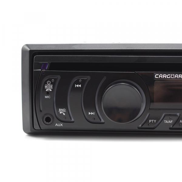 CD MP3 player auto cu BLUETOOTH, butoane in 7 culori diferite, FM, USB card SD, AUX IN [3]