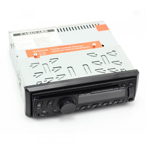 CD MP3 player auto cu BLUETOOTH, butoane in 7 culori diferite, FM, USB card SD, AUX IN [6]