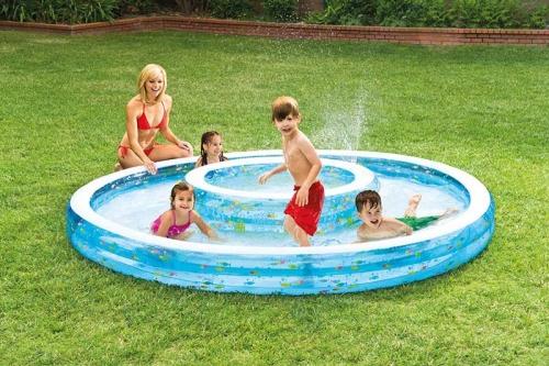 Centru de joaca, piscina Intex WISHING WELL 57143 0