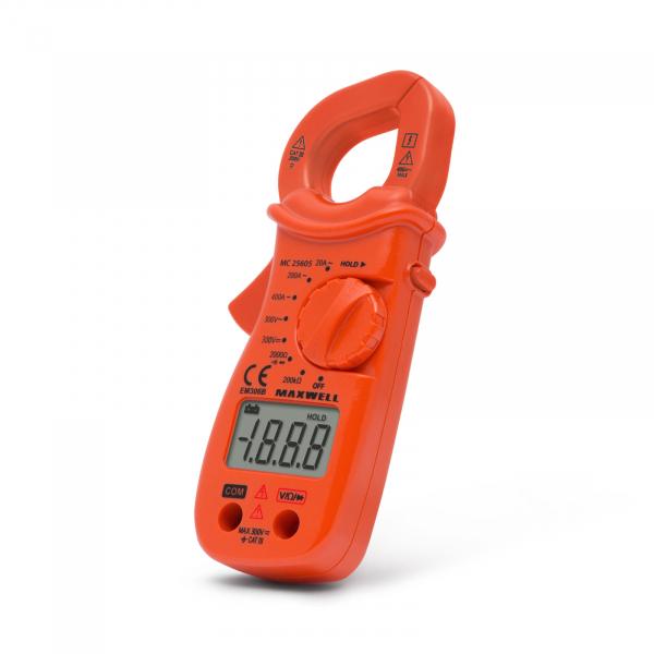 Clampmetru digital (cleste ampermetric) 400A 0