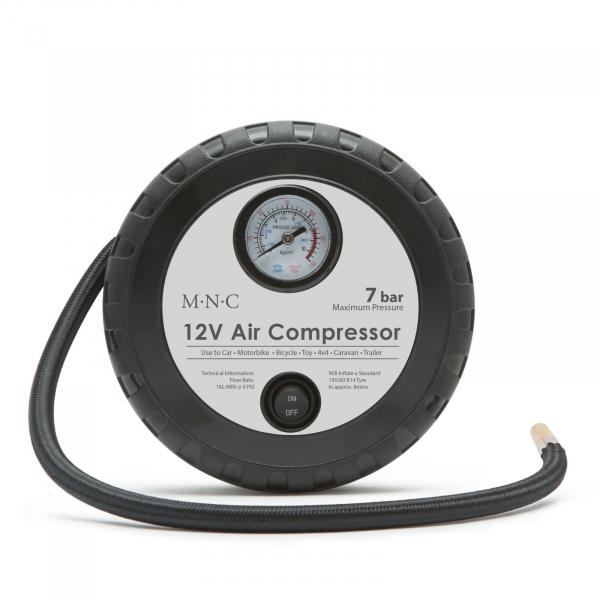 Compresor auto 7 bari la bricheta 12V 0