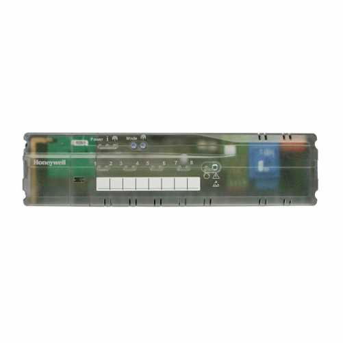 Controller wireless pentru incalzire in pardoseala HCC80 Honeywell 2