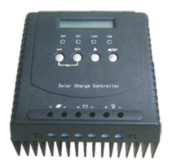 Controler solar MPPT incarcare solara 20A-12/24V 0