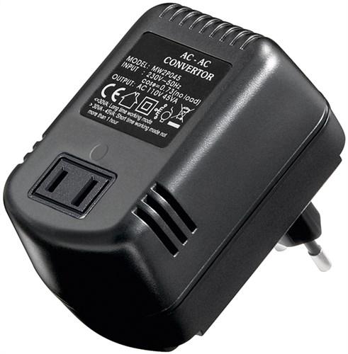 Convertor de tensiune 230V la 110V 45 W Goobay [0]