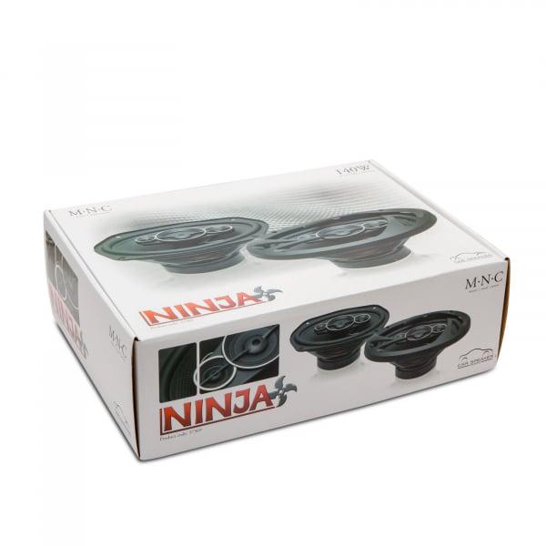 Difuzor auto bune M.N.C Ninja - 235 x 162 mm, 4 ohm [4]
